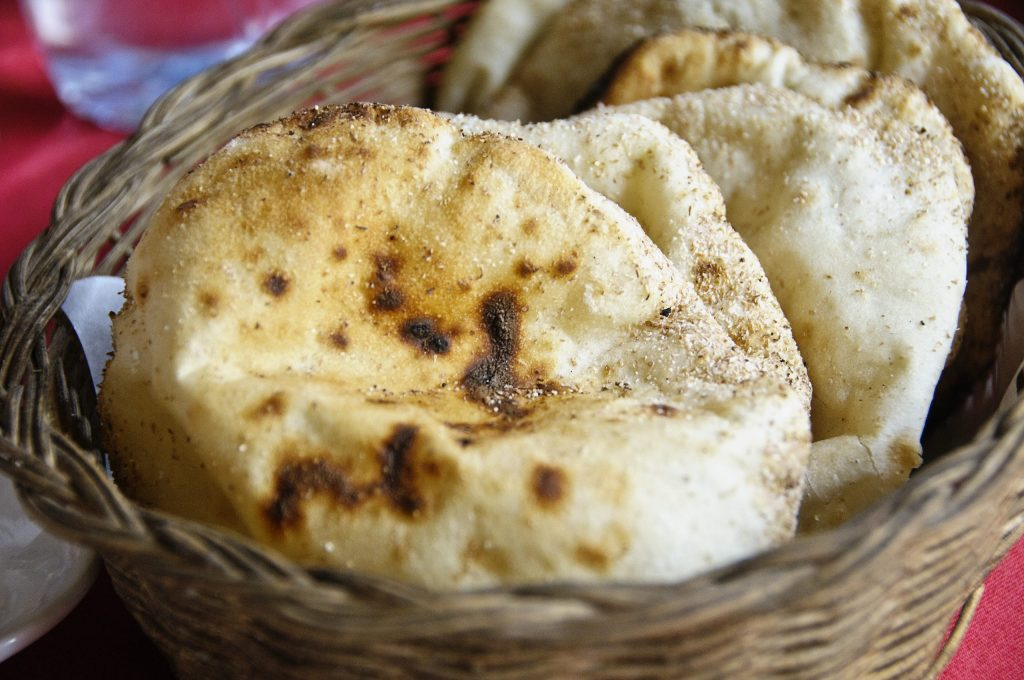 Andrea bread - Local Food Experiences in Cairo