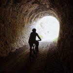Mountain biking near Groznjan