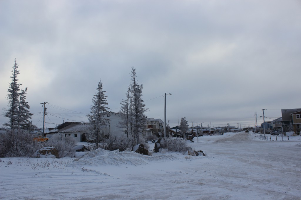 The town of Churchill)
