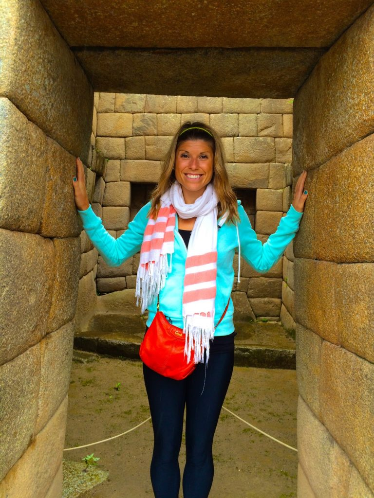 Machu Picchu's Famously Well Crafted Walls