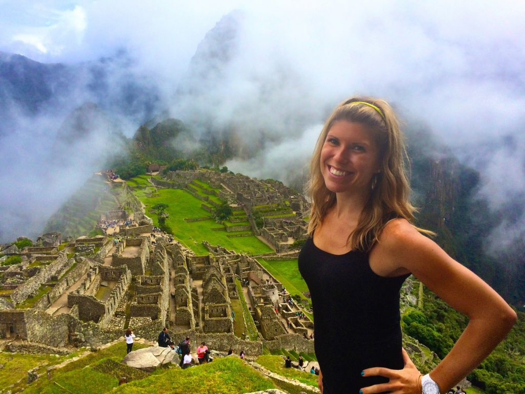 Machu Picchu is even better in person.