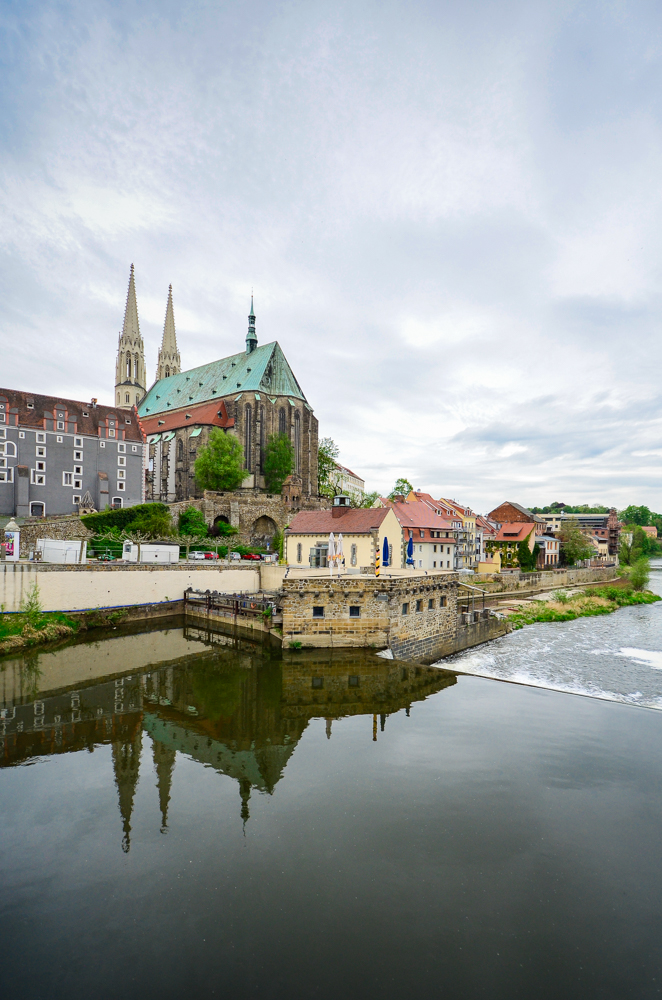 St James Cathedral in Gorlitz