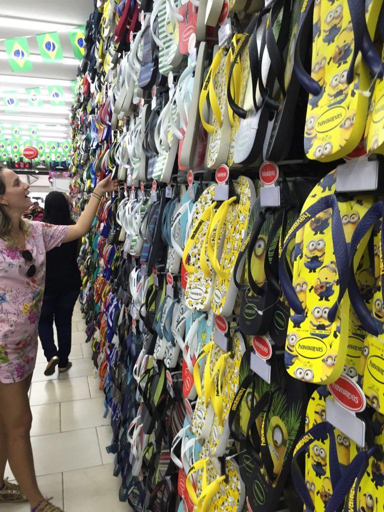 Havaianas Shopping!