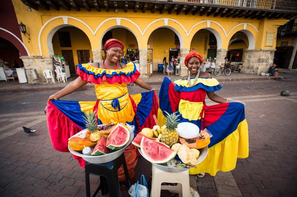 Cartagena, Colombia (credit: Justin Weiler)
