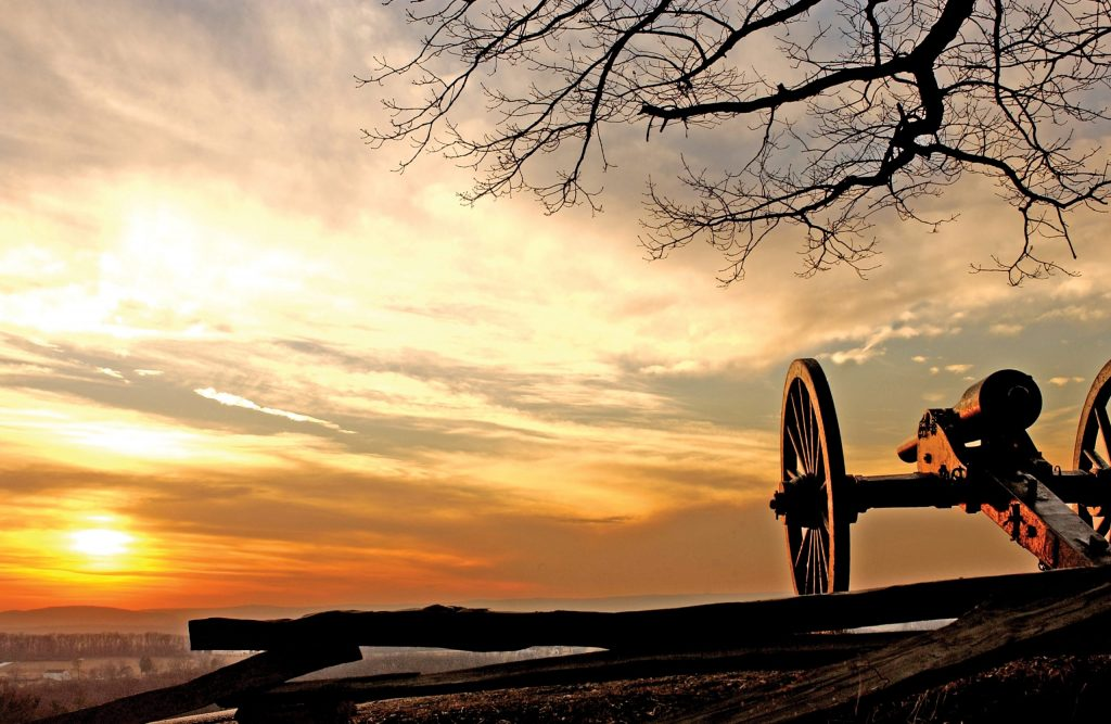 Gettysburg National Military Park (Credit: Tauck)