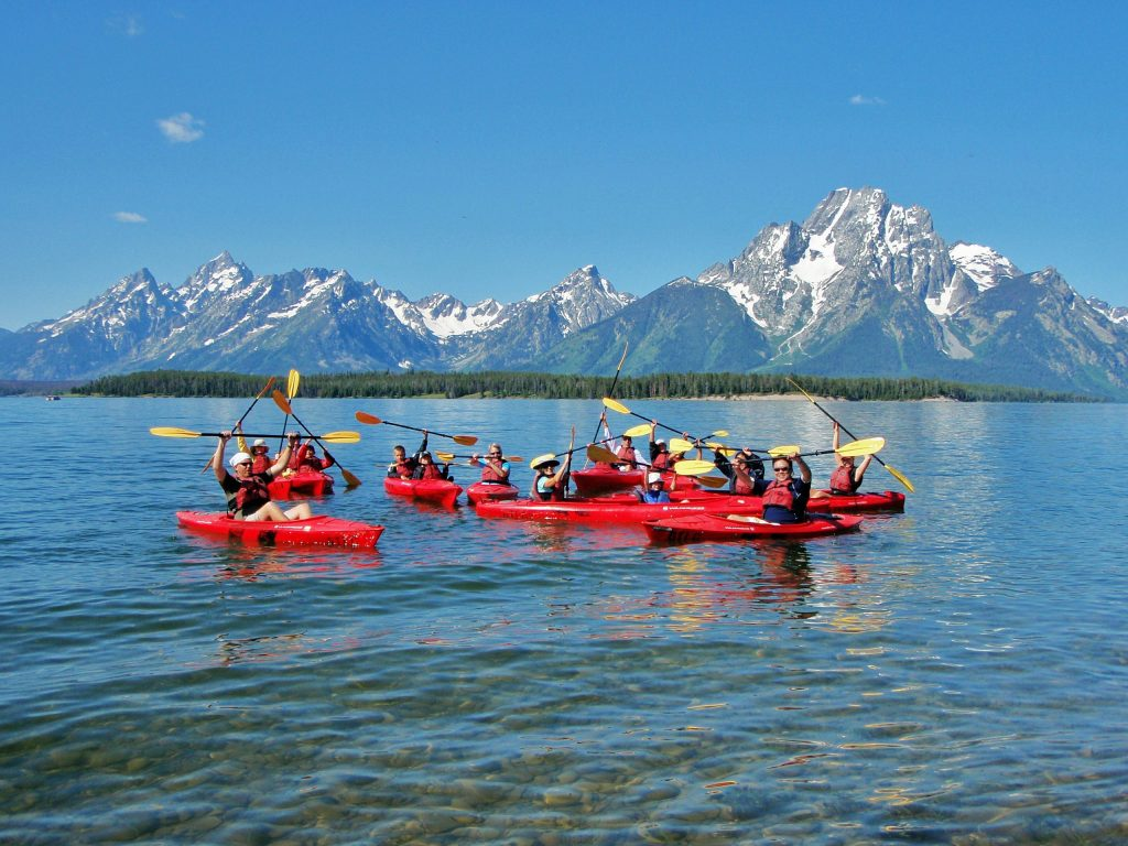 Jackson Lake, Grand Teton National Park (Credit: Austin Adventures)