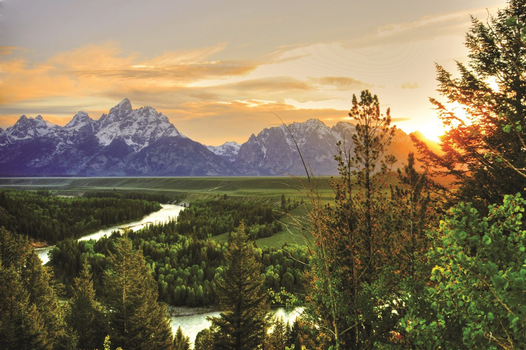 Grand Teton National Park (Credit: Trafalgar)