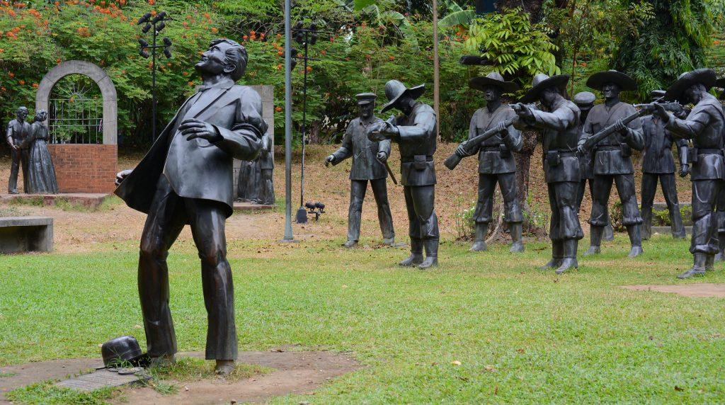 Jose Rizal National Monument, Manila