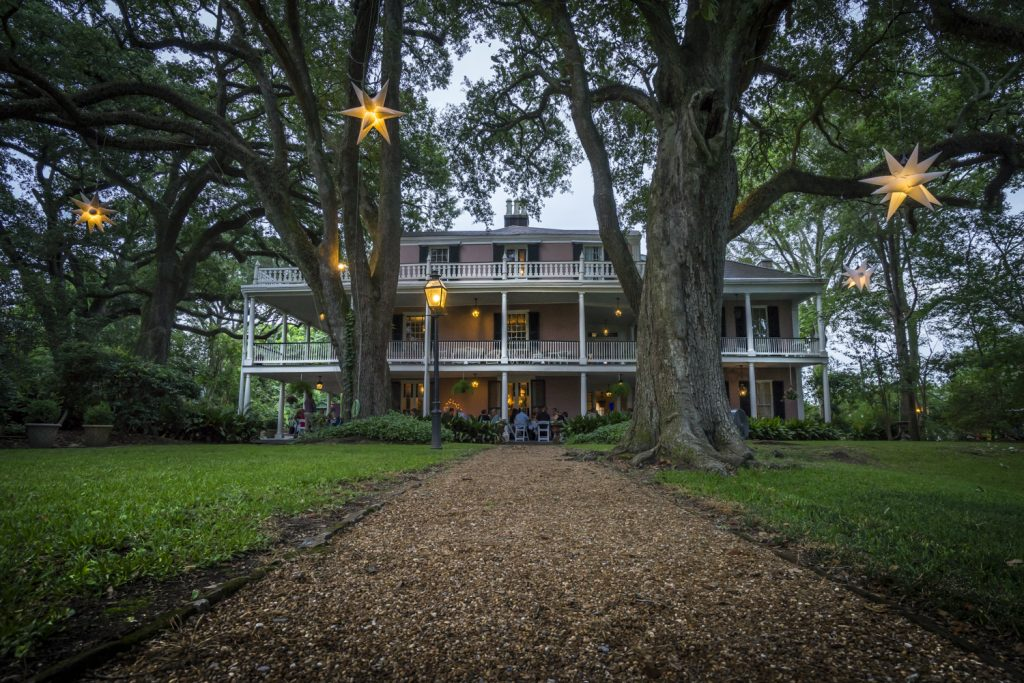 The Elms in Natchez, Mississippi