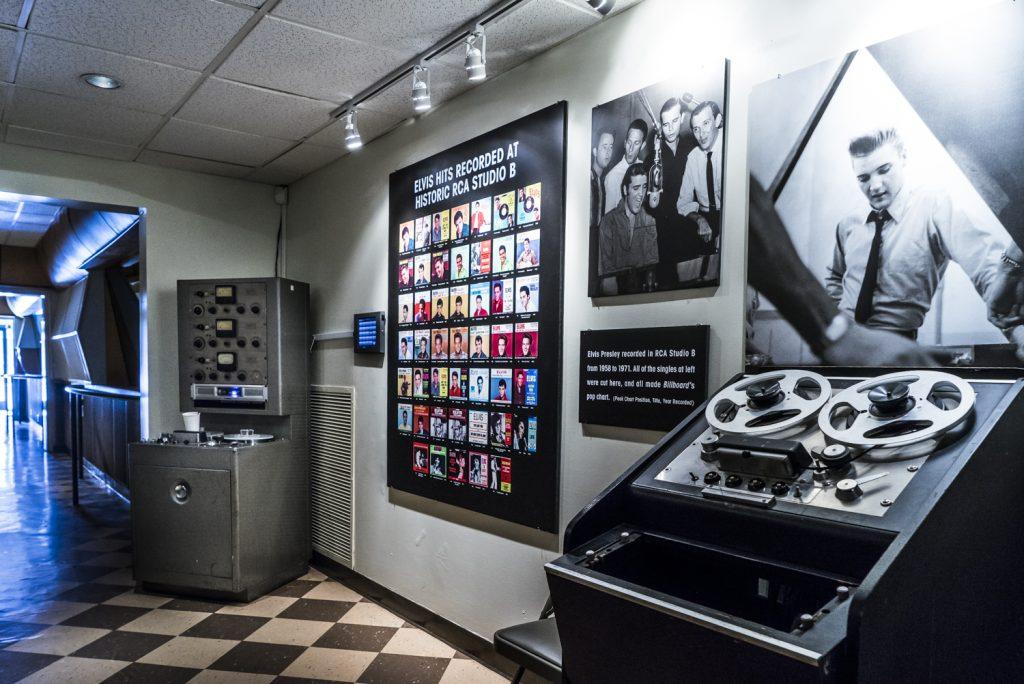 Nashville's recording Studio B