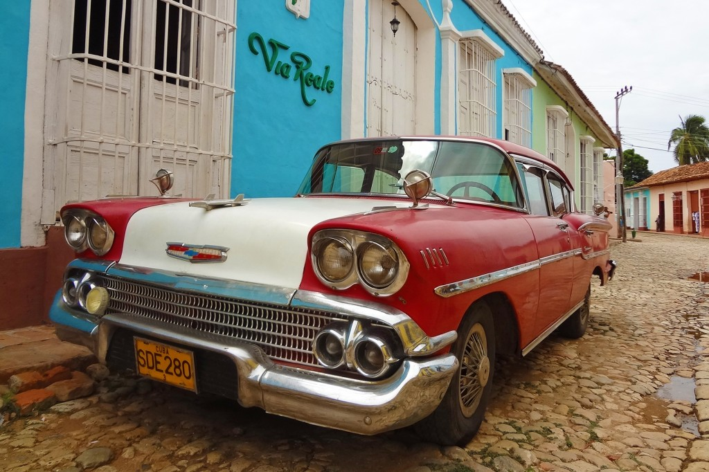 Cuba (Credit: International Expeditions)