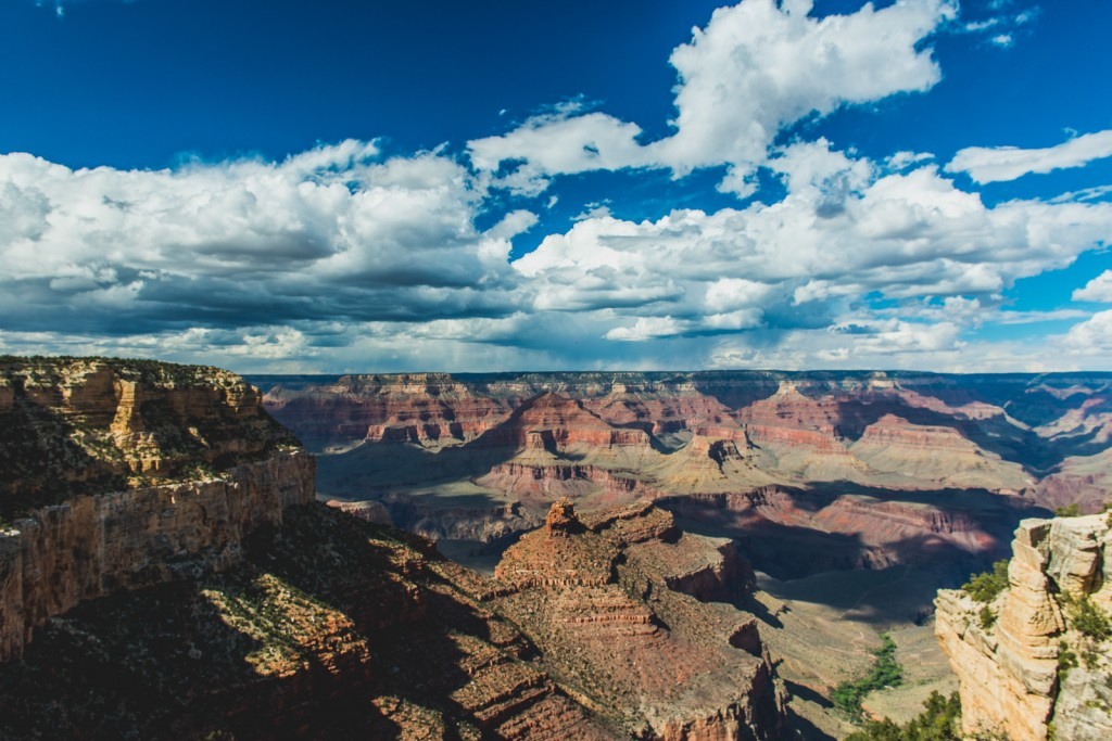 The Grand Canyon with Go Ahead (credit: Flash Parker)