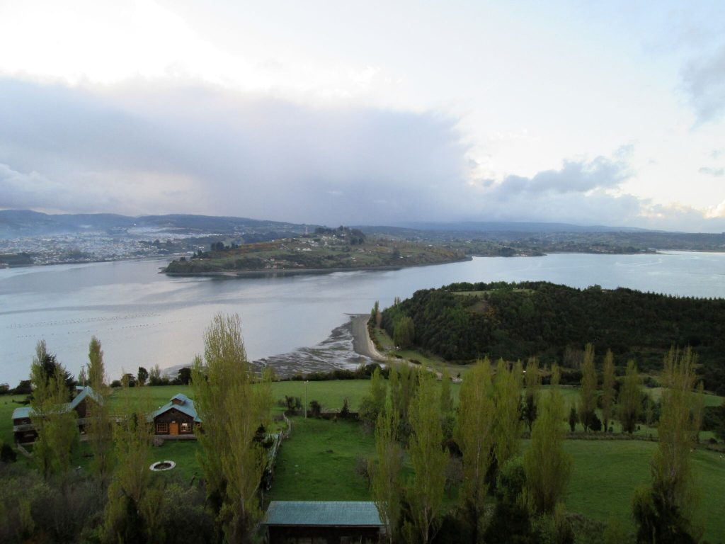 Stunning Views in Chiloe Island