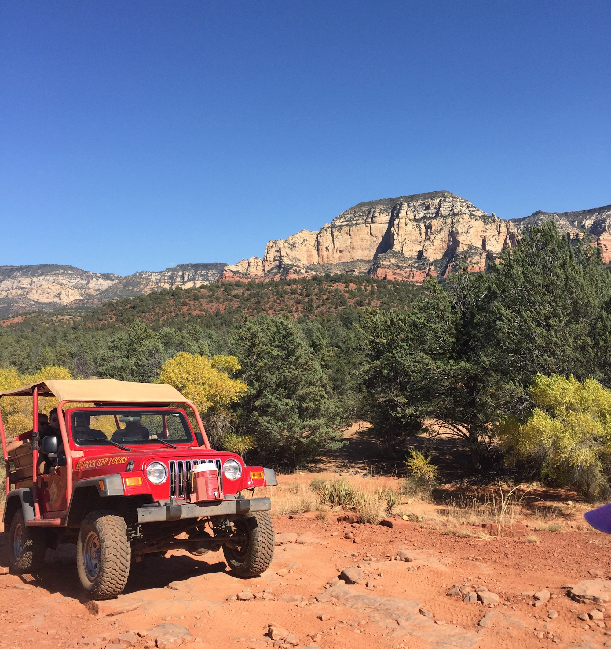 Jeep Tour, Photo By Megan Murphy