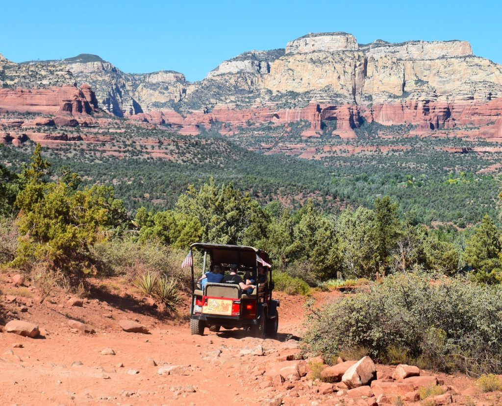 Jeep Tours by Megan Murphy