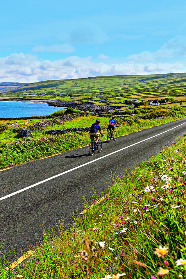 VBT Bicycling and Walking Vacations' Cycling Ireland's South: Counties Waterford and Tipperary