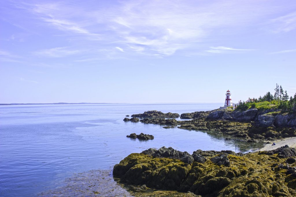East Quoddy Head Lighthouse - Campobello