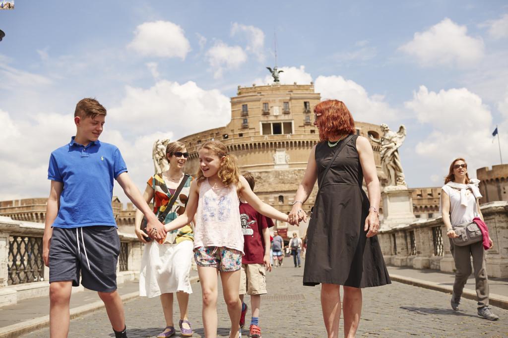 Rome_Trafalgar family