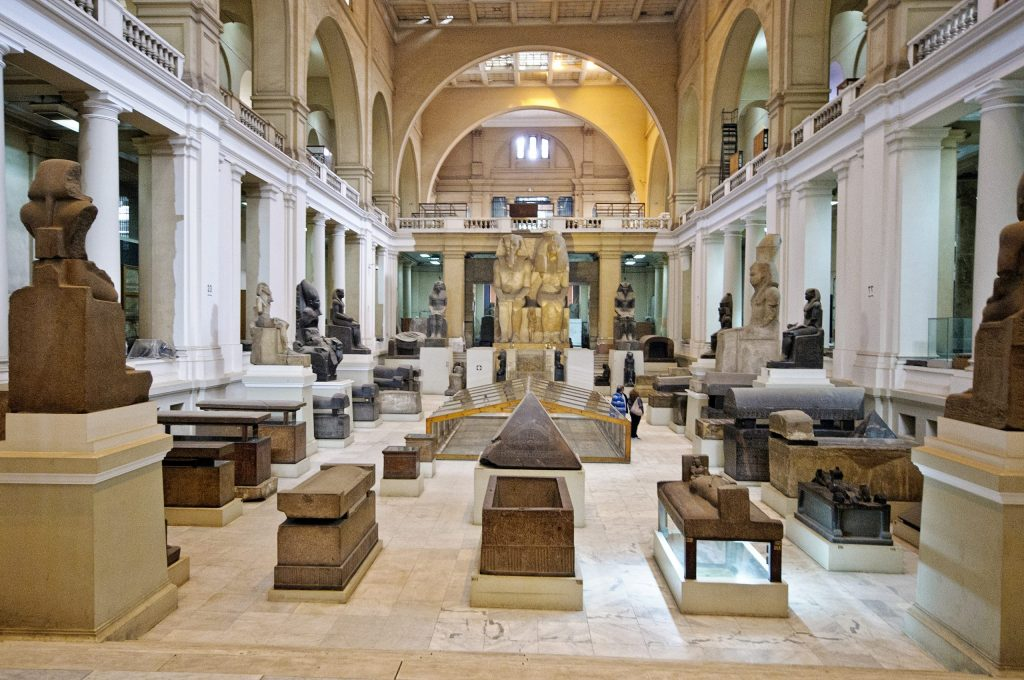 Egyptian Museum Collection - Living Like a Local in Egypt