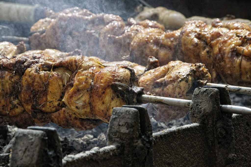 Andrea chickens - Local Food Experiences in Cairo