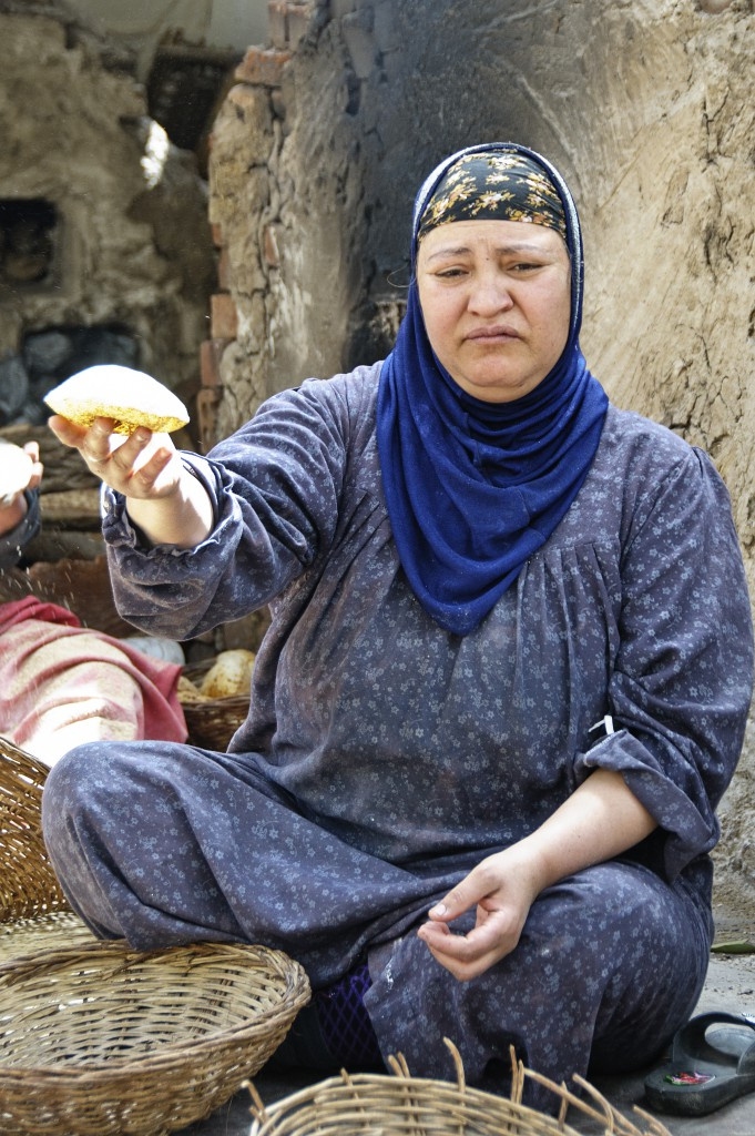 Andrea Bread baker - Local Food Experiences in Cairo