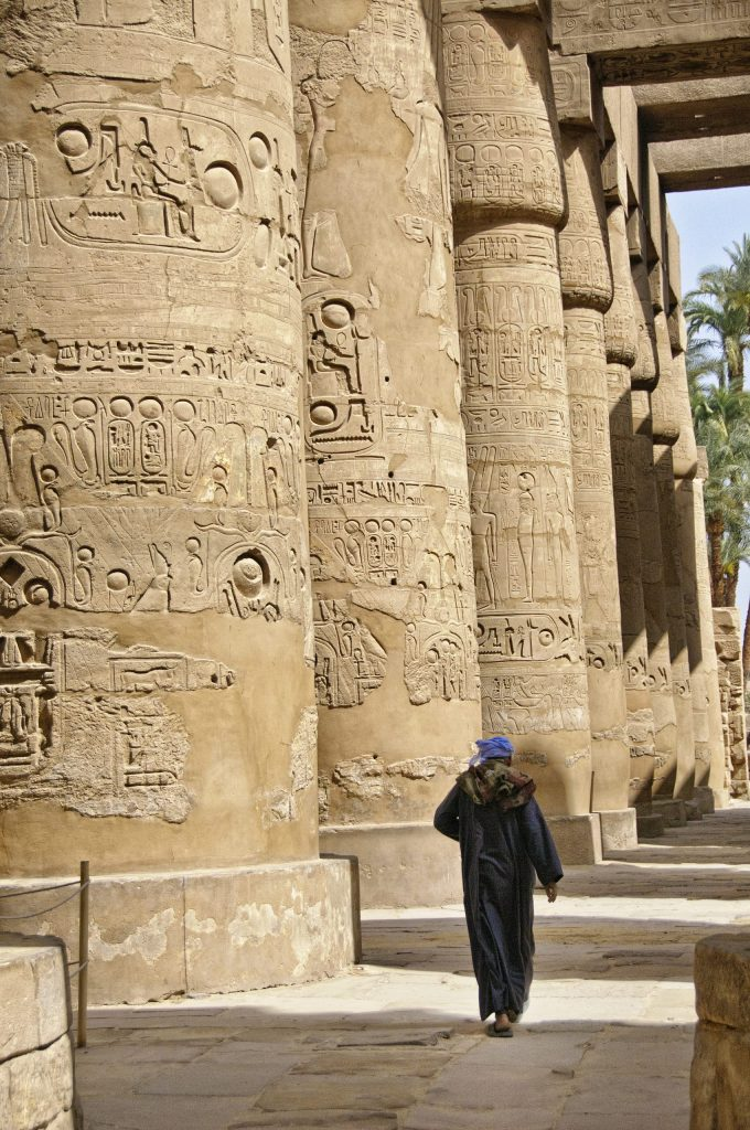Karnak Temple, Egypt - Living Like a Local In Egypt