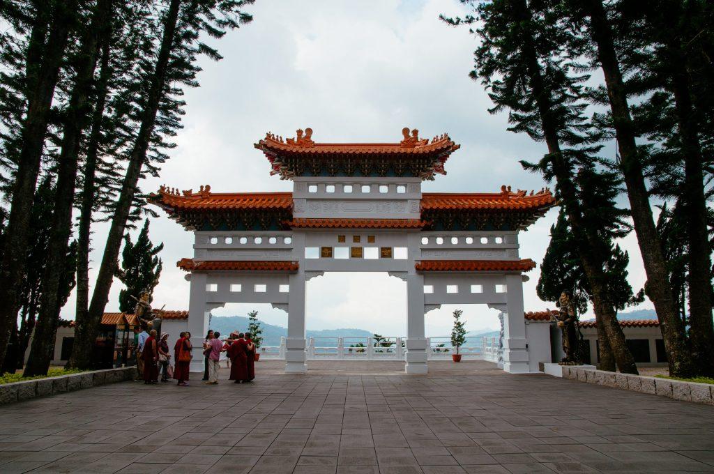 Sun Moon Lake Pagoda