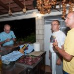 Chef Ante Vucetic explains the finer points of Tuna.