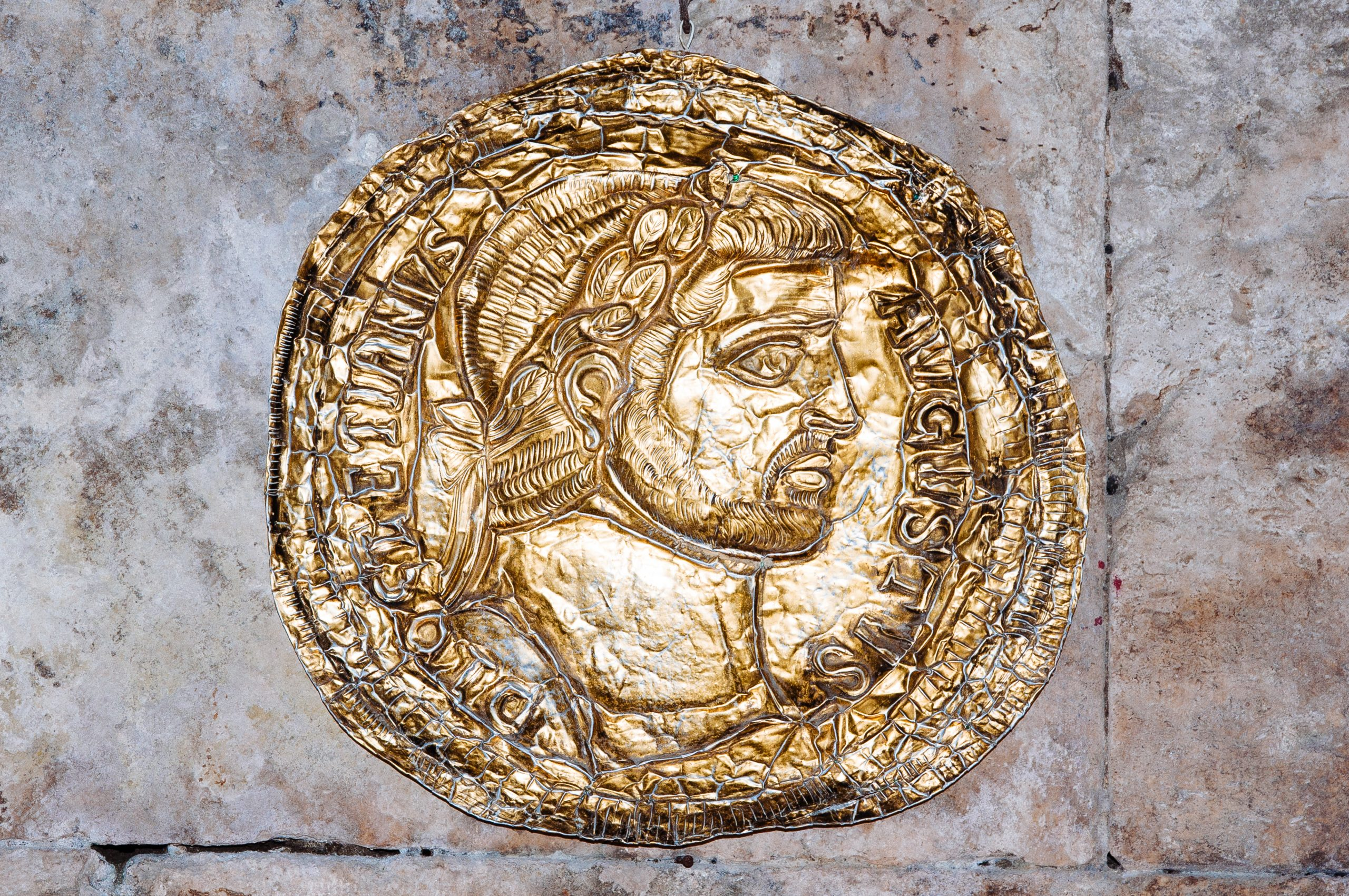Artwork depicting Diocletian