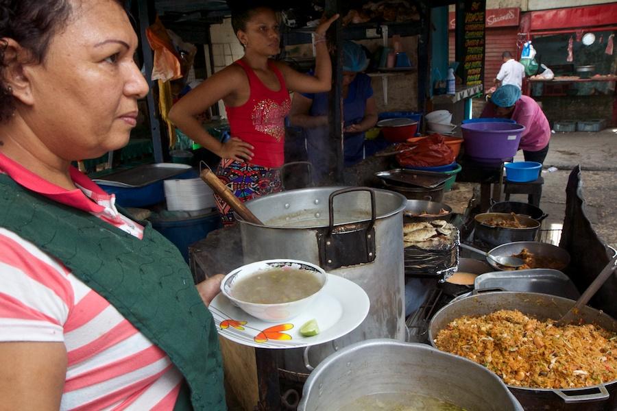 Prepared Food in the Market