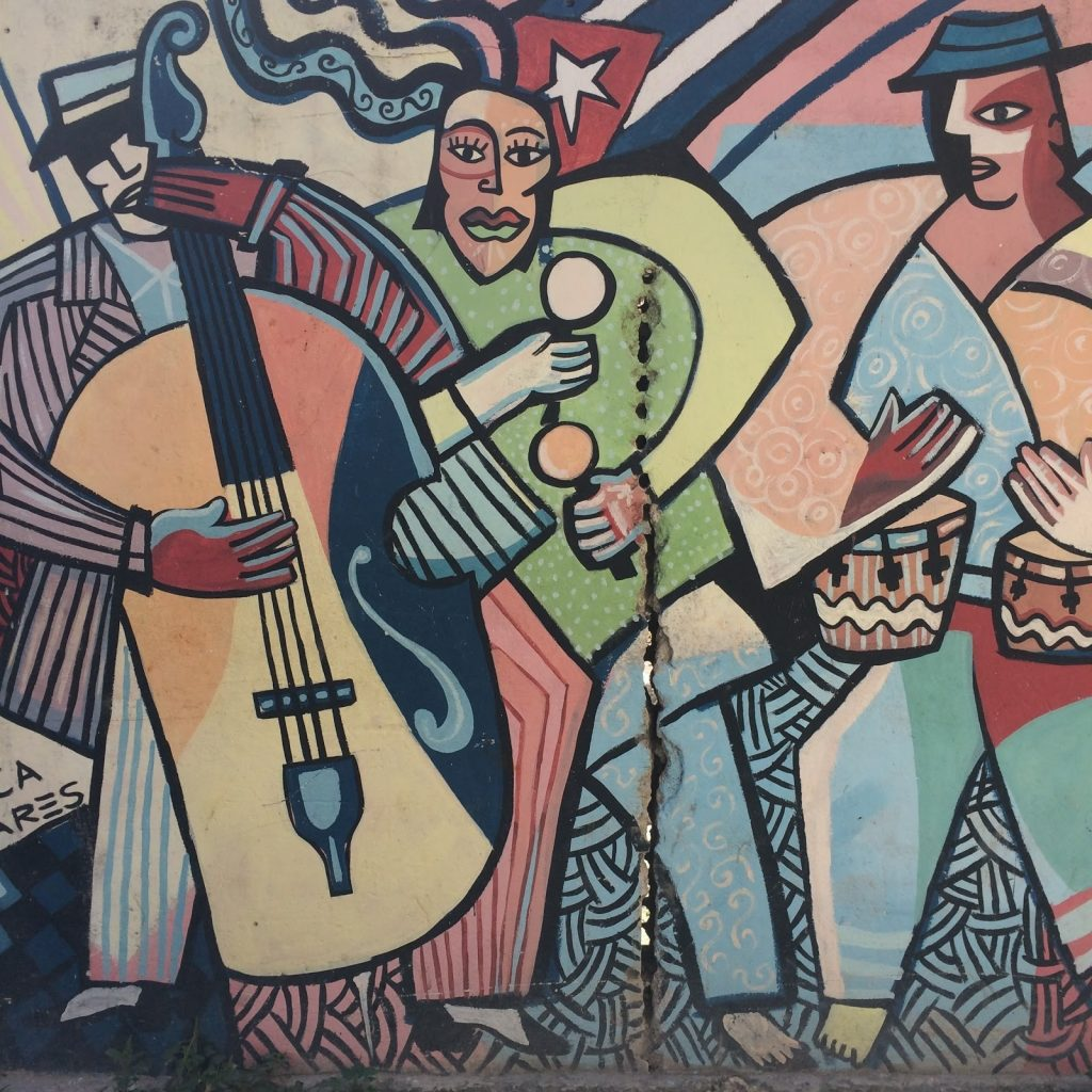 Street Art, Old Havana