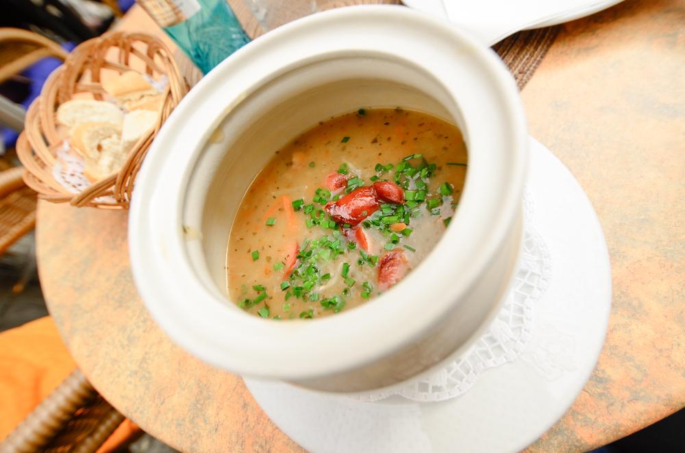 Saxon Potato Soup
