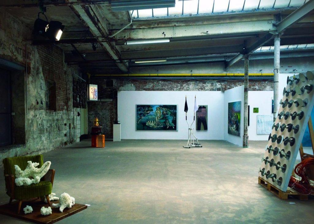 Werkschau Gallery at the Spinnerei