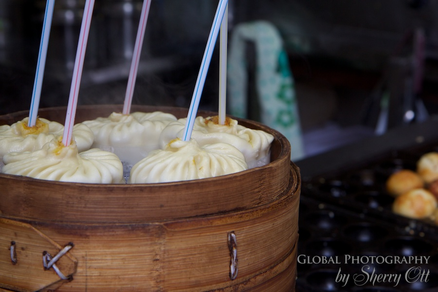 Dumplings you eat with a straw!
