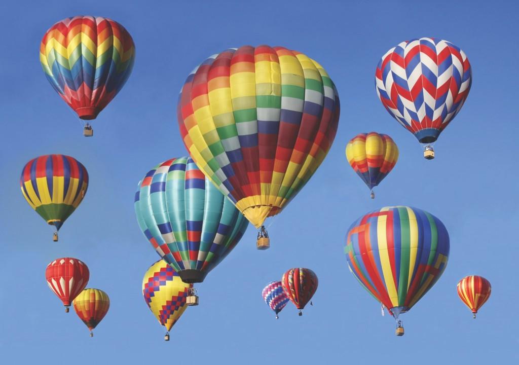 Albuquerque Balloon Fiesta (Credit: Mayflower Tours)