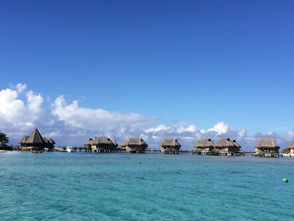 Overwater Bungalows at Tikehau Pearl Beach Resort