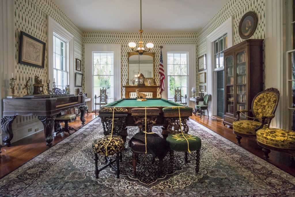 Joe Stone's home and B&B in Natchez, Mississippi