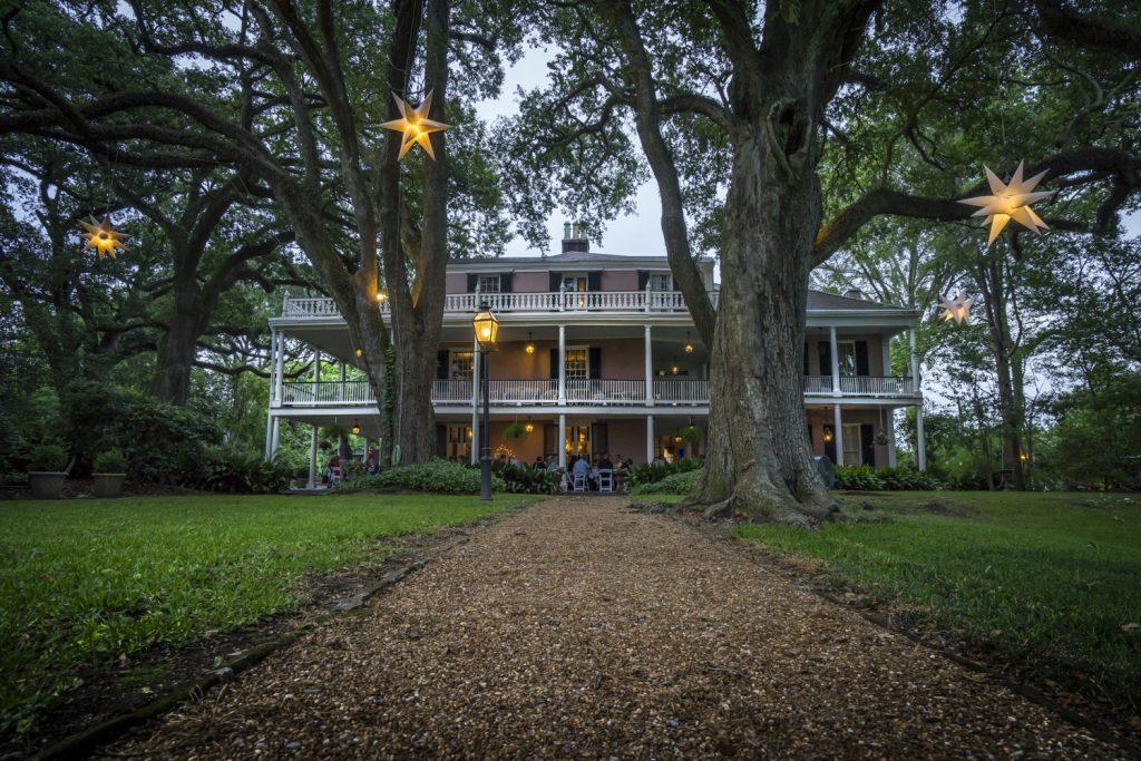 The Elms in Natchez, Mississippi