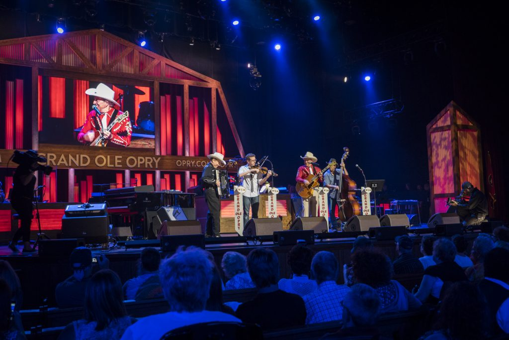 Riders in The Sky, June 10th, 2016 at the Grand Ole Opry