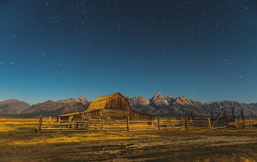 Wyoming (Credit: Flash Parker)