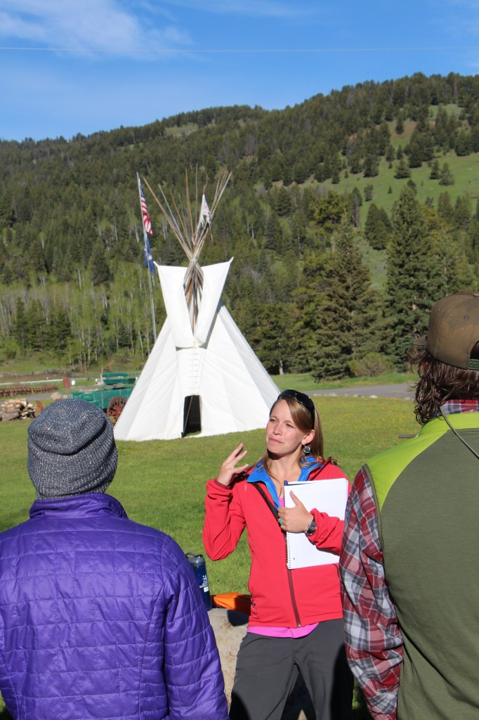 VP of Operations Kasey Austin Morrissey teaches the guides in situ as well as interviews all the candidates and makes selections. She was distinguished as the world's best family guide in 2014 by OUTSIDE Magazine.