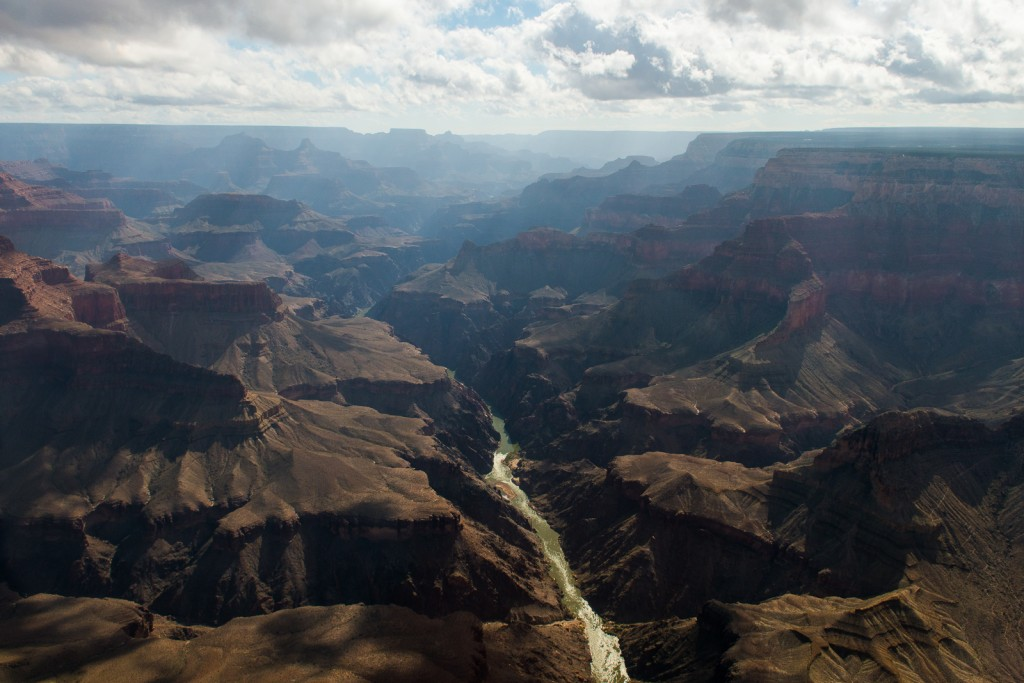 Grand Canyon Bird's Eye View with #FlyTheCanyon and Go Ahead (credit: Flash Parker)