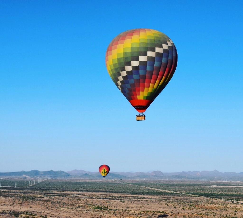 Hot Air Ballooning by Megan Murphy