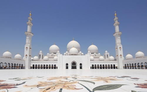 Sheikh Zayed Grand Mosque Featured Photo