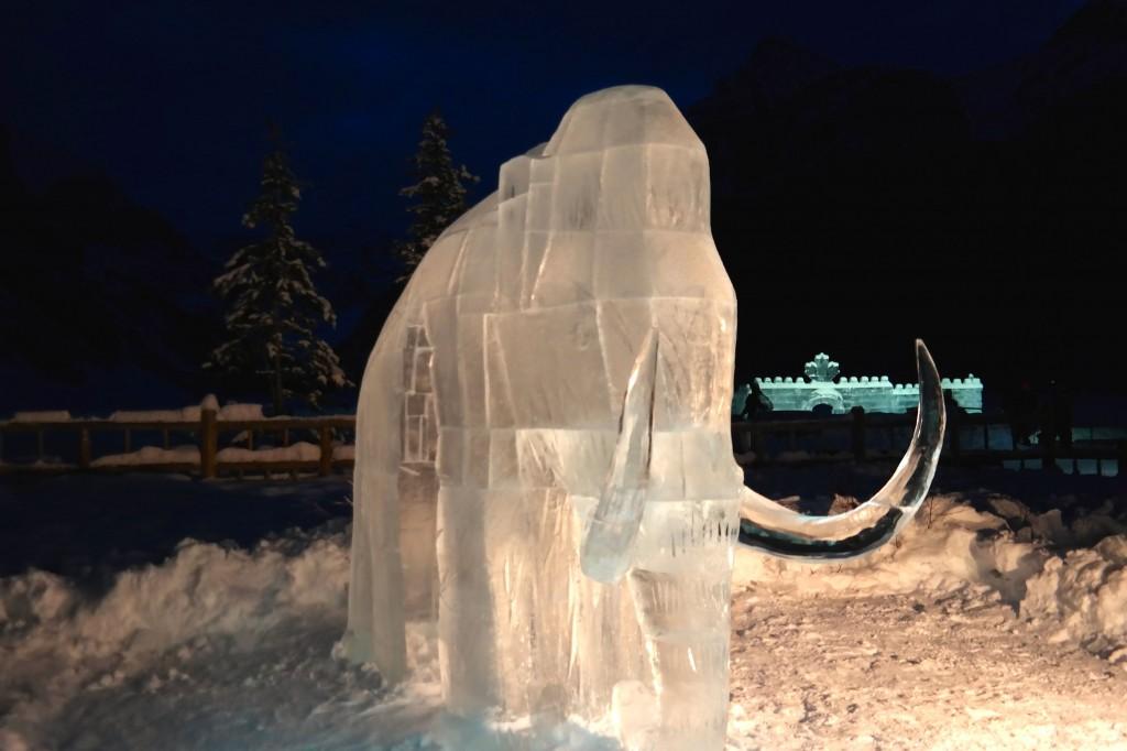 Ice Sculpture Collette's Canada's Winter Wonderland