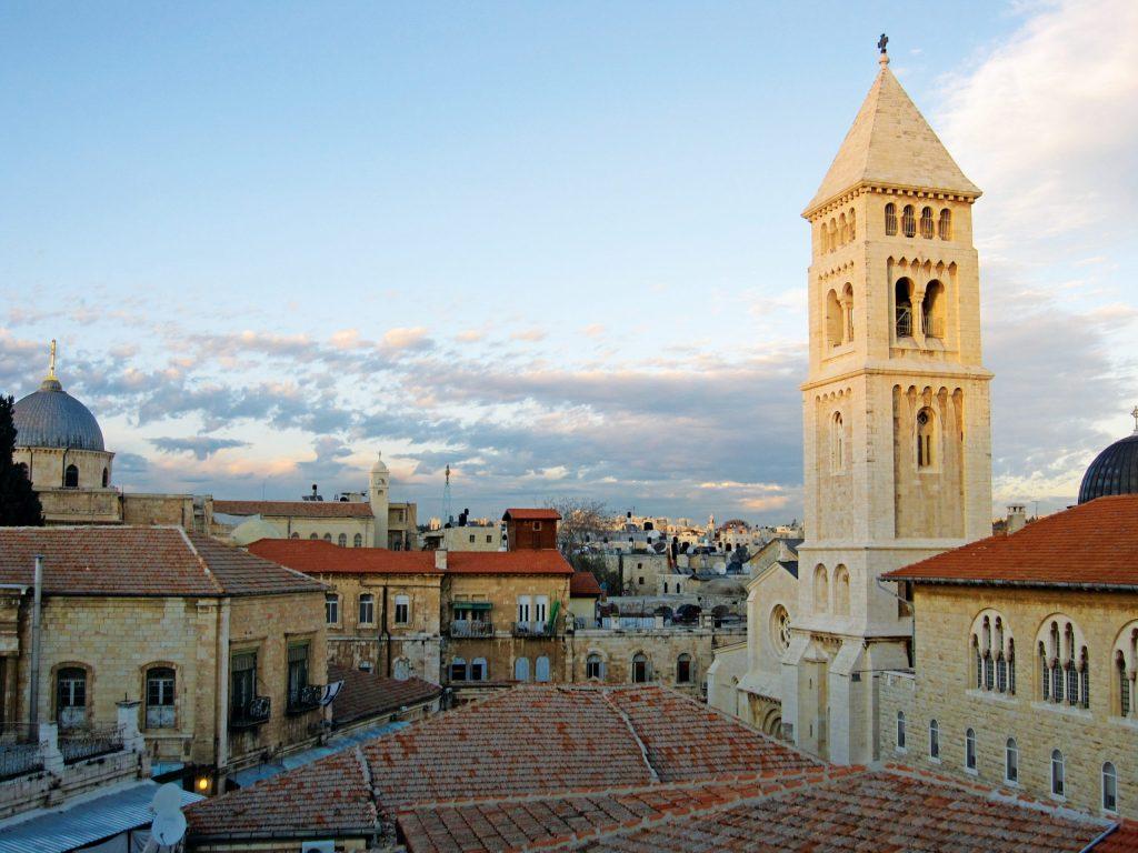 Jerusalem - Old CIty view