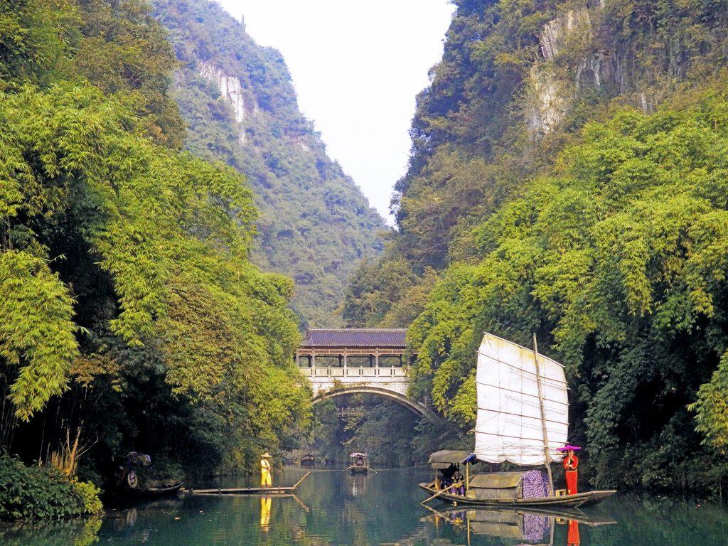 Collette - Yangtze River