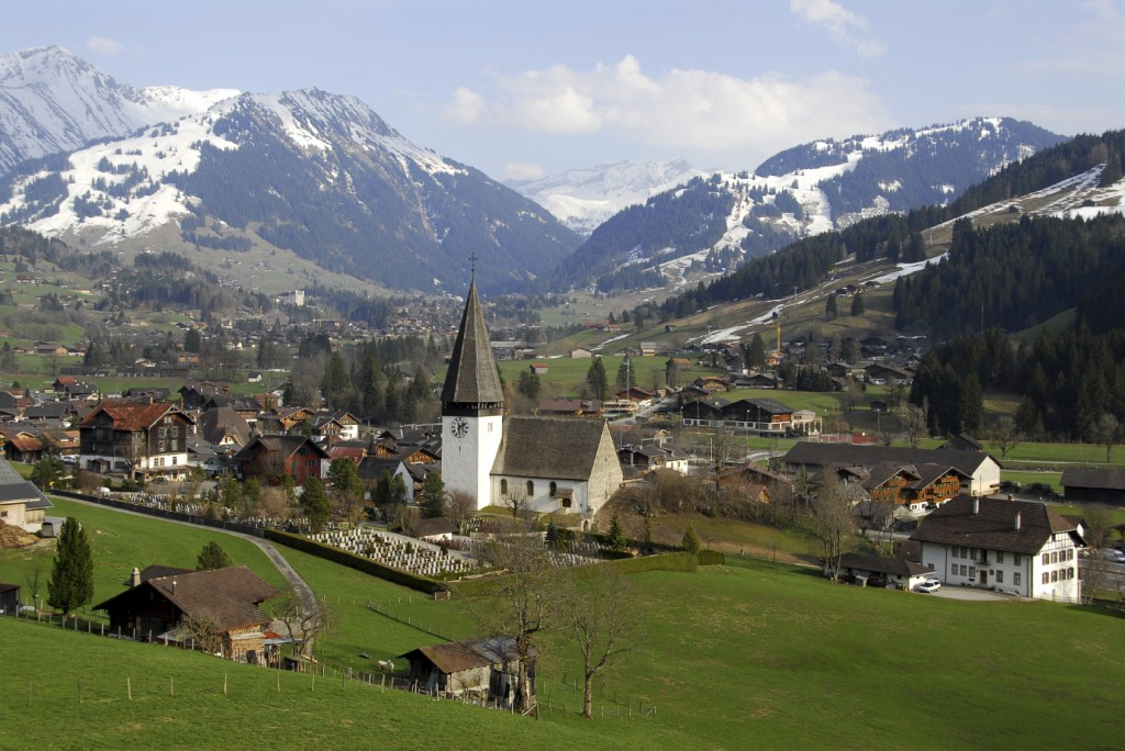 IS Switzerland- Premier World Discovery