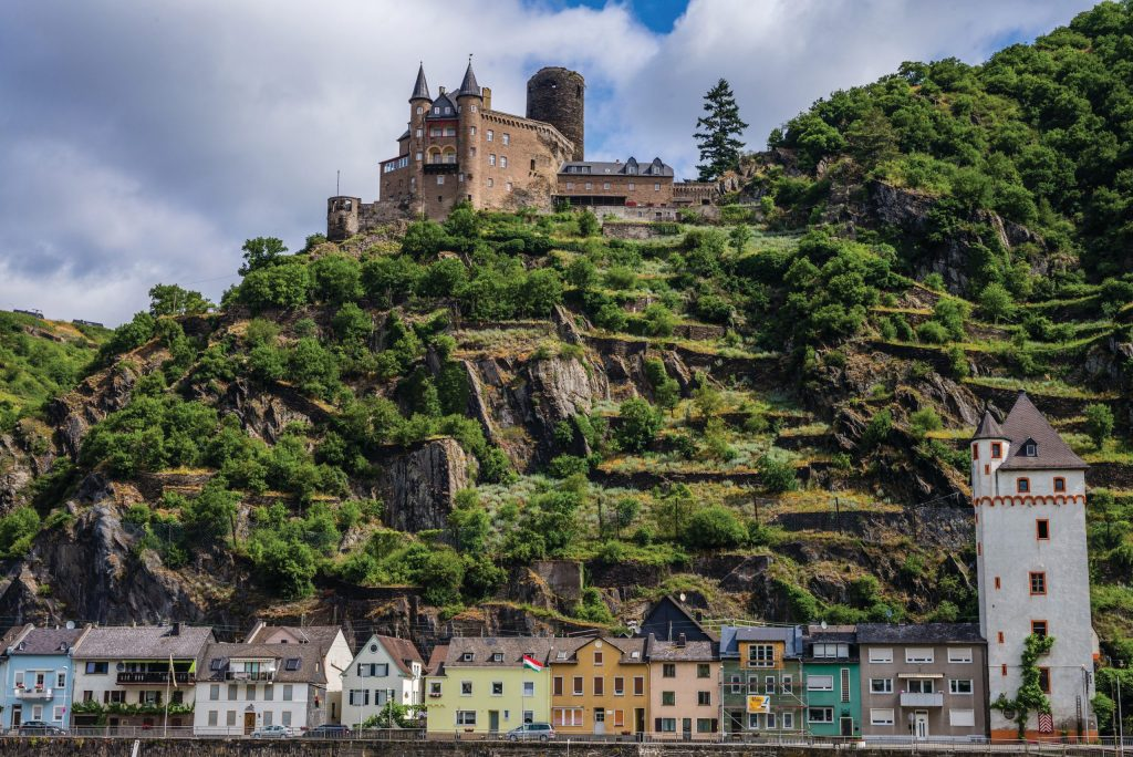 Tauck - Castle on the Rhine