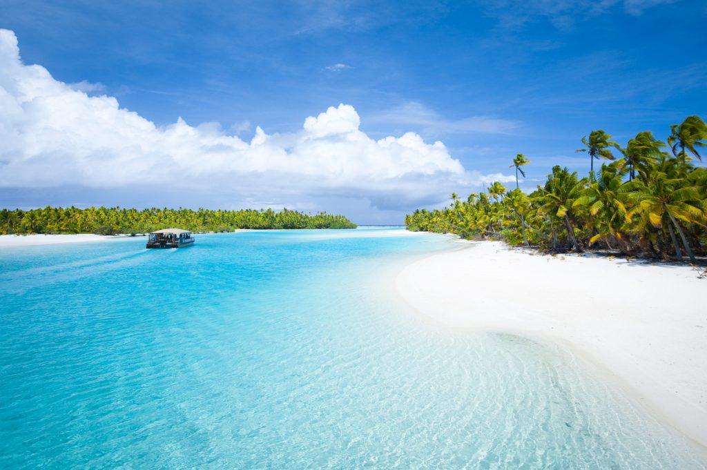 1.0 Destination - One Foot Island, Aitutaki1